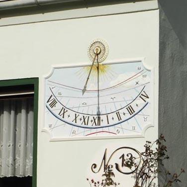 Солнечные часы