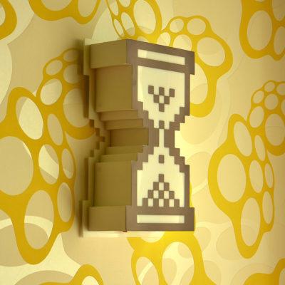 Светильник Pixel из акрила