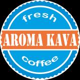 Логотип AROMA KAVA