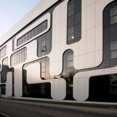 Креативное оформление фасадов