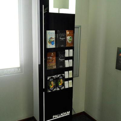Выставочная стойка PALLADIUM