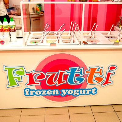 Стойка для мороженного Frutti