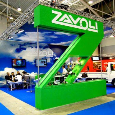 Выставочный стенд ZAVOLI