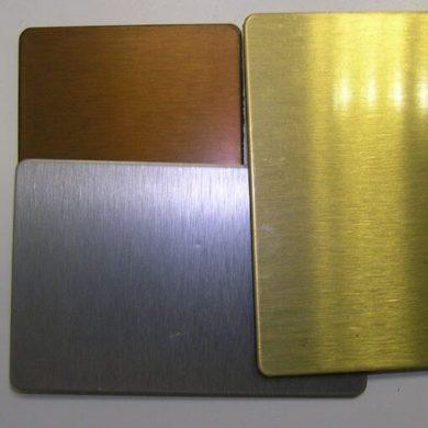 Металл для оформления