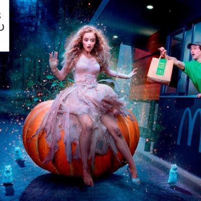 Креативная реклама MacDonald's