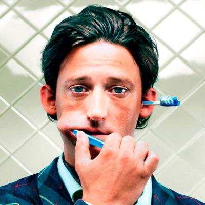 Креативная реклама зубной щётки
