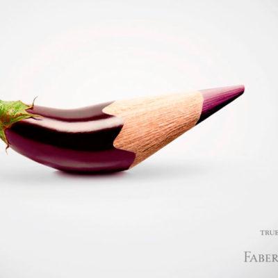 Креативная реклама Faber-Castell