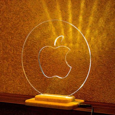 Настольный светильник Apple