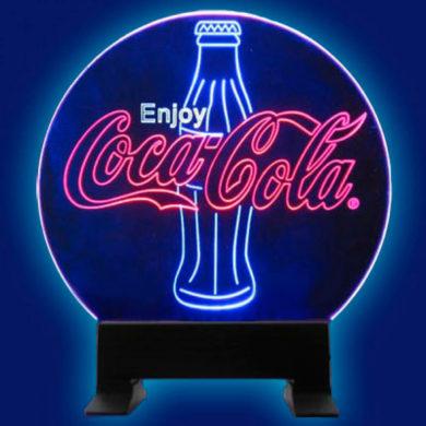 Акрилайт Enjoy Coca-Cola