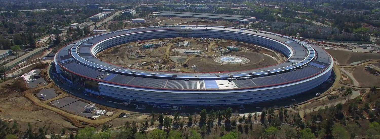 Apple park Один из амбициозных мировых проектов