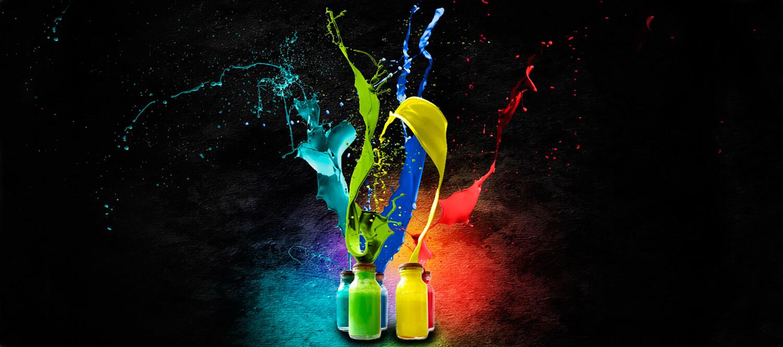 Чем ярче цвета, тем веселее жить!