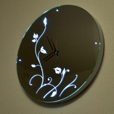 Зеркало с лед подсветкой в интерьере