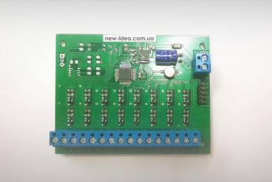 Микросхема управления светом