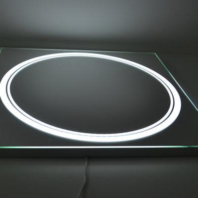 Зеркало с лед подсветкой Circle