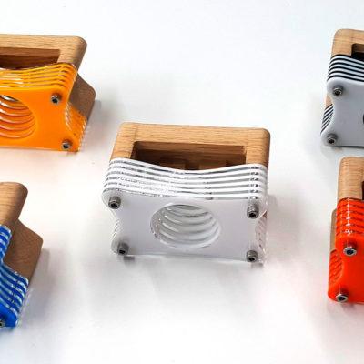 Резонаторы в разных цветах для мобильного телефона