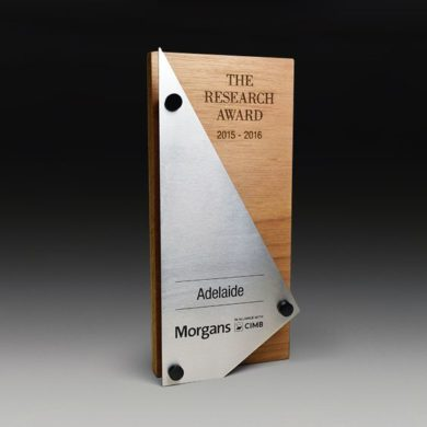 THE RESEARCH AWARD