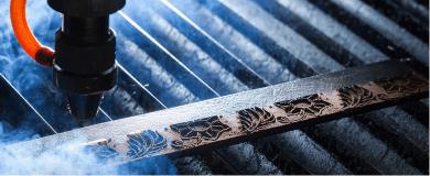 Создание металлической конструкции