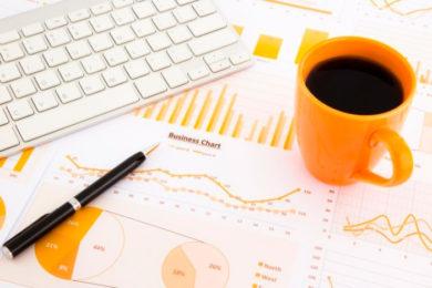 Business Chart фото