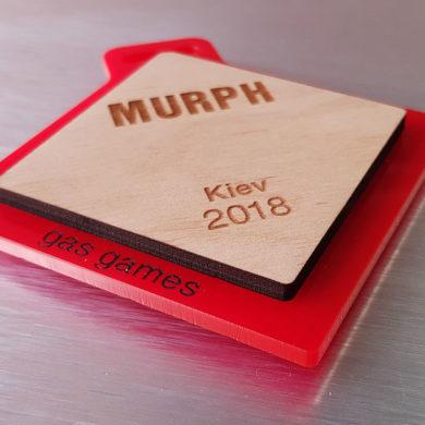 Сувенир Murph gas games