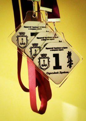 Сувениры на шею для победителей