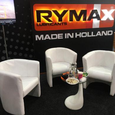 Оформление стенда RYMAX