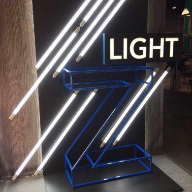 Оформление стенда Z-LIGHT