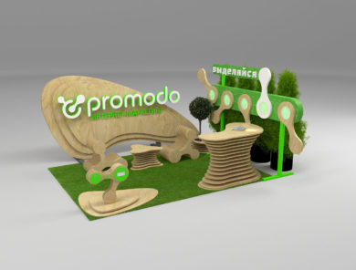 Создание выставочного стенда