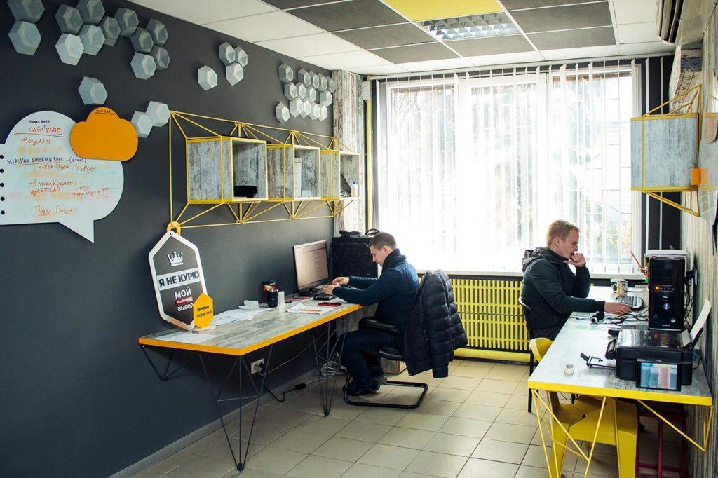 Креативный офис Новая Идея